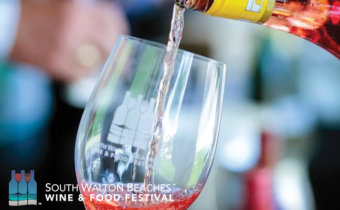 Wine festival in South Walton