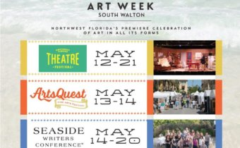 South Walton Beach Art week